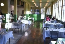 nieuw cafe modern